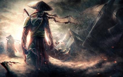 Eclipse Warrior
