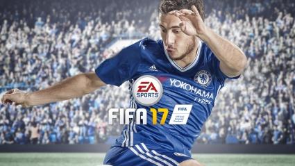 Eden Hazard FIFA 17