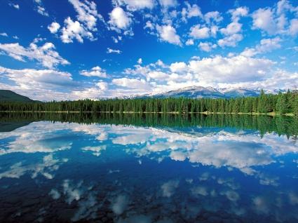 Edith Lake Jasper National Park Canada