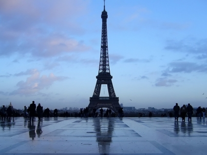 Eiffel Tower Wallpaper France World
