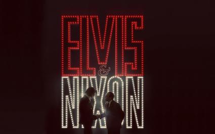 Elvis & Nixon 2016 Movie