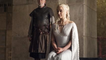Emilia Clarke Daenerys Game of Thrones