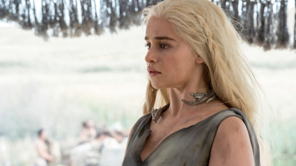 Emilia Clarke Daenerys Game of Thrones Season 6