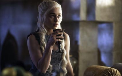 Emilia Clarke Daenerys Targaryen