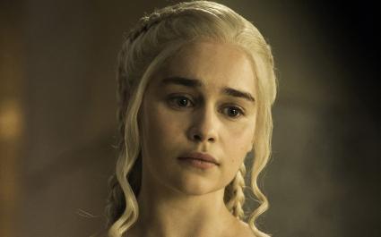 Emilia Clarke Dany Game of Thrones