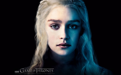 Emilia Clarke Game of Thrones Season 3