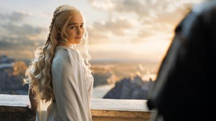 Emilia Clarke Game of Thrones Season 5
