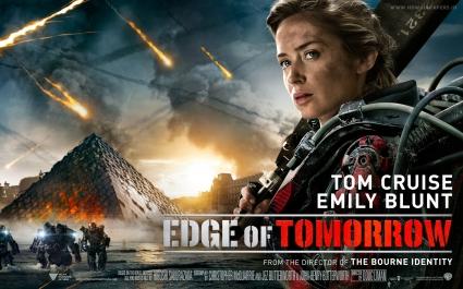 Emily Blunt in Edge of Tomorrow