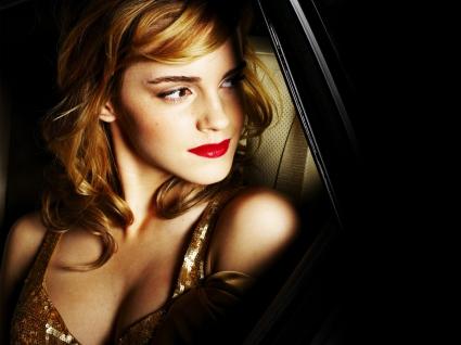 Emma Watson in Beautiful Dress