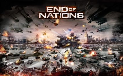 End of Nations Game
