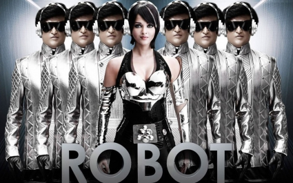Endhiran Robot Movie