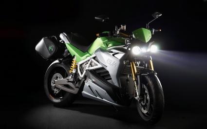 Energica Ego Electric Bike