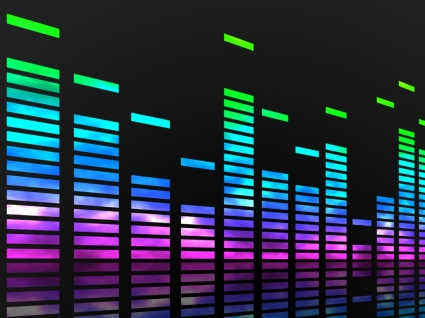 Equalizer Wallpaper Miscellaneous Other