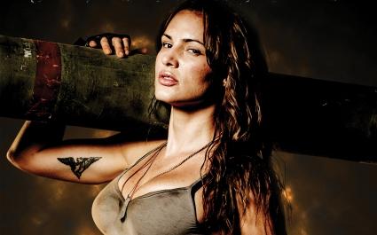 Eve Mauro in Cyborg X