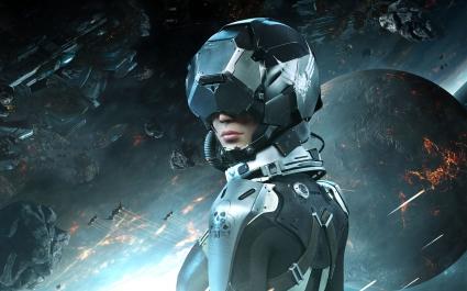 Eve Valkyrie VR Game