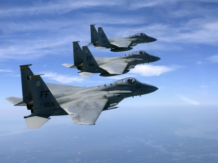 F15 Eagle Wallpaper Military Aircrafts Planes