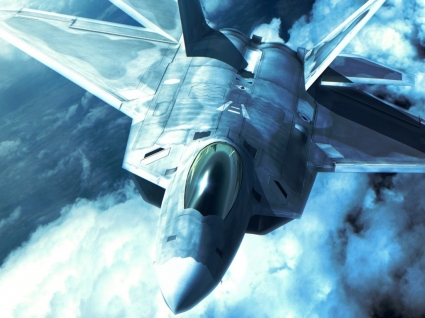 F 22 Raptor Wallpaper Military Aircrafts Planes