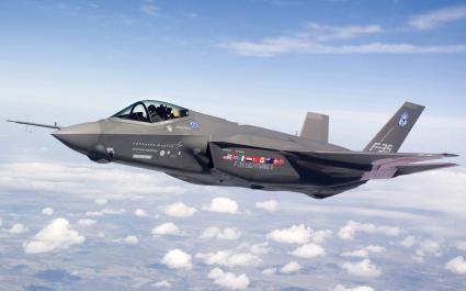 F 35 Joint Strike Fighter Lightning II
