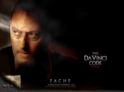 Fache Wallpaper The Da Vinci Code Movies