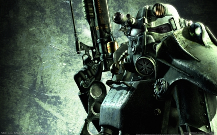Fallout 3 New Game Wide