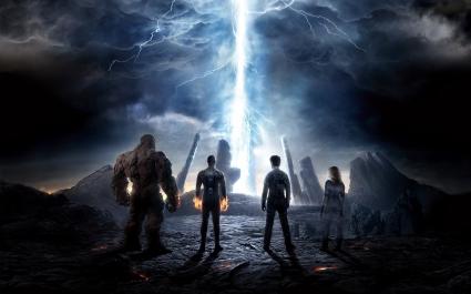 Fantastic Four 2015 Movie