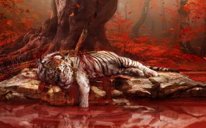 Far Cry 4 Dead Tiger