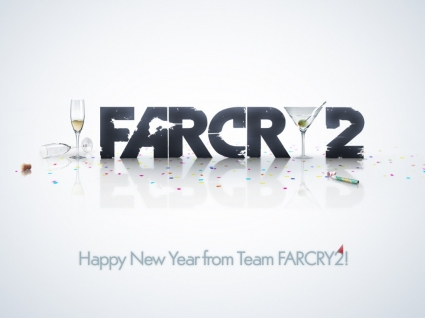 FarCry 2 New Year Wallpaper Far Cry 2 Games
