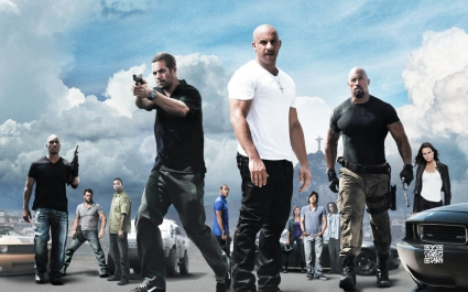 Fast Five Movie Cast