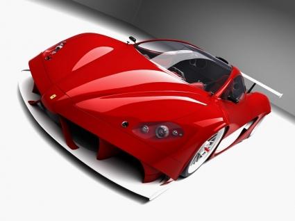 Ferrari Aurea GT Wallpaper Ferrari Cars