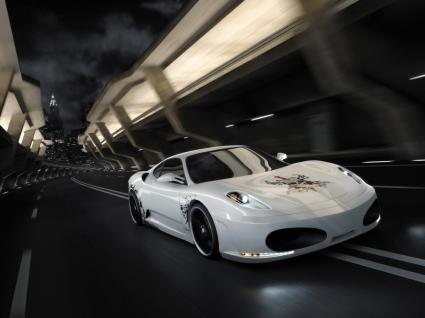 Ferrari F430 Calavera Wallpaper Ferrari Cars