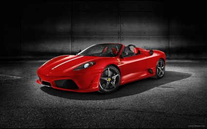 Ferrari Scuderia Spider 16M 12