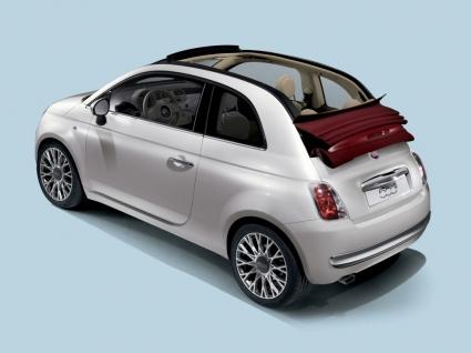 Fiat 500C Wallpaper Fiat Cars