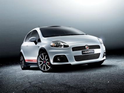 Fiat Grande Punto Abarth Wallpaper Fiat Cars