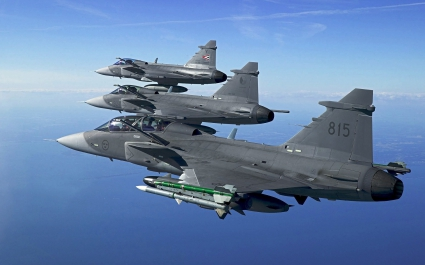 Fighter Jets Widescreen
