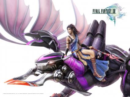 Final Fantasy 13 Fang