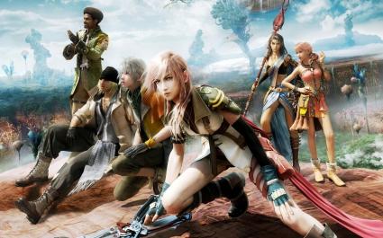 Final Fantasy 13 Game