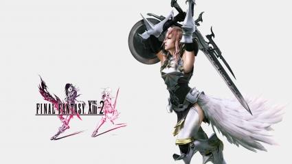Final Fantasy XIII 2 Lightning
