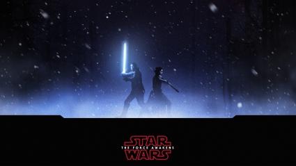 Finn Rey The Force Awakens
