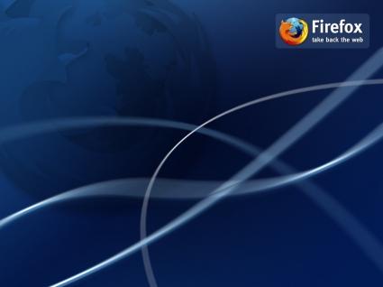 Firefox Blue Wallpaper Firefox Computers