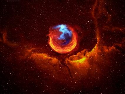 Firefox nebula Wallpaper Firefox Computers