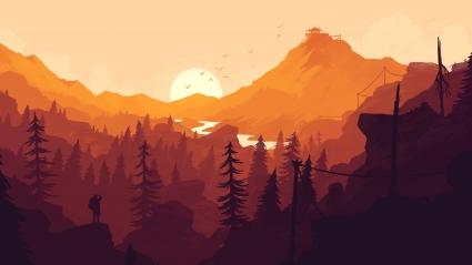 Firewatch 2016 Game