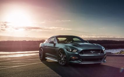 Ford Mustang GT Velgen Wheels
