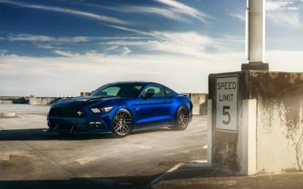 Ford Mustang V8 ADV 1 Wheels