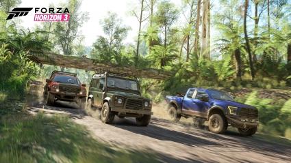 Forza Horizon 3 Race 4K