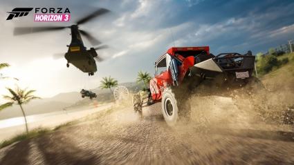 Forza Horizon 3 Screenshot