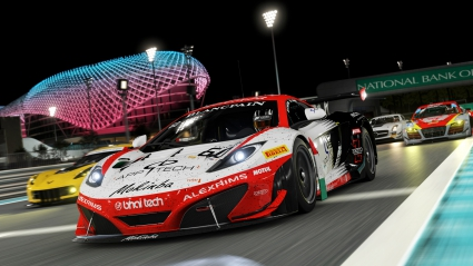 Forza Motorsport 6 Night Race