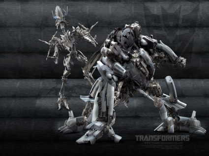 Frenzy Blackout Wallpaper Transformers Movies