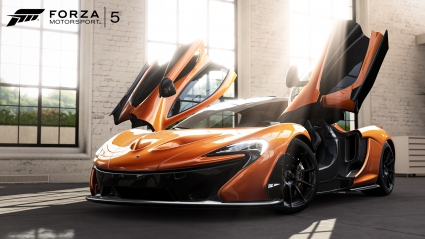 Froza 5 McLaren P1