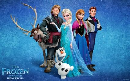 Frozen 2013 Movie