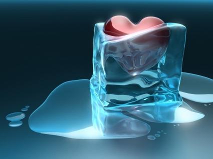 Frozen Heart Wallpaper 3D Models 3D